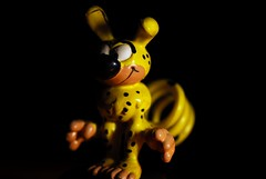 Speckled Marsupilami (Lenaprof) Tags: macromondays speckled