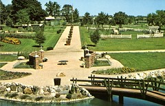 Botanical Gardens, Lake of the Woods, Mahomet (The Urbana Free Library Digital Collections) Tags: lakeofthewoods mahomet