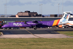 G-PRPG / Flybe / Bombardier Dash 8-Q402 (Charles Cunliffe) Tags: canon7dmkii aviation manchesterairport egcc man flybe bee be dehavillandcanadadash8 bombardierdash8q400 gprpg