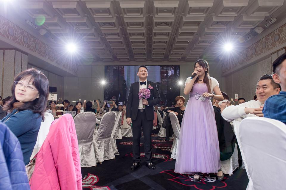 婚攝 高雄林皇宮 婚宴 時尚氣質新娘現身 S & R 118