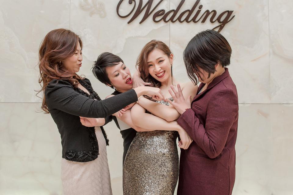 婚攝 高雄林皇宮 婚宴 時尚氣質新娘現身 S & R 171