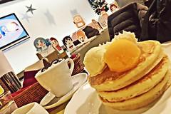 Himouto! Umaru-chan Cafe in Animate, Akihabara, Tokyo, Japan (♥ Cateaclysmic ♥) Tags: december 2017 japan tokyo akihabara animate kawaii cute anime himouto umaruchan cafe umaru theme manga otaku food dessert coffee cake travel geek
