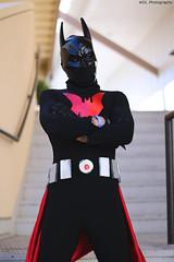 IMG_0746 (willdleeesq) Tags: cosplay cosplayer cosplayers dccomics lbce lbce2018 longbeachcomicexpo longbeachcomicexpo2018 batman batmanbeyond