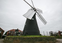 Holgate Windmill, January 2018 - 12 (nican45) Tags: 1020 1020mm 1020mmf456exdc 2018 27january2018 27012018 canon dslr eos70d hwps holgate holgatewindmill january residentsfestival sigma york yorkshire festival mill wideangle windmill