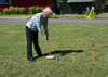 'The Croquet Hustler' -- The Roosevelt Cottage Campobello Island (NB) September 2017 (Ron Cogswell) Tags: therooseveltcottagecampobelloislandnb thecroquethustlertherooseveltcottagecampobelloislandnb croquetset croquet campobelloislandnewbrunswick roncogswell bethcogswell