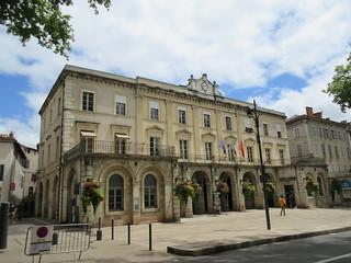 Hôtel de Ville, Boulevard Léon Gambetta, Cahors, France