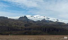 Fjallsjökull (meezoid) Tags: glacier house iceland travel scenery epic isolation ice snow nature geology geomorphology glaciation