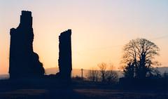 Somewhere in county Kildare - December 2001 (Rene_Potsdam) Tags: kildare ireland ierland irland