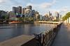 Melbourne view across the Yarra (Rambo2100) Tags: melbourne victoria australia rambo2100 yarrariver southbank river cbd cityscape