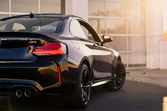 M2 (lucasjohnsonphotography) Tags: bmw bmwm bmwusa bmwm2 m2 sunset black car automotive carphotographer stll stl stlouis stlphotographer sportscar