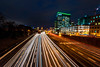Atlanta (Jon Ariel) Tags: atlanta traffic night georgia ga lights city