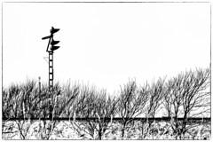 Signalmast BW
