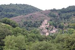 Le château de Belcastel (fa5962) Tags: occitanie châteaux belcastel châteaubelcastel aveyron frédéricadant adant eos760d