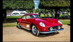 Ferrari 250 GT LWB Berlinetta TDF (1957) (Laurent DUCHENE) Tags: concoursofelegance hamptoncourtpalace 2017 car automobile automobiles ferrari 250 gt lwb berlinetta tdf