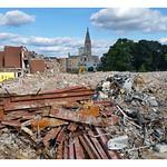 East Liberty, demolition of Penn Plaza Apartments thumbnail