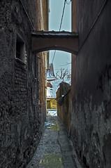 Narrow passage (Matjaž Skrinar) Tags: 100v10f 250v10f