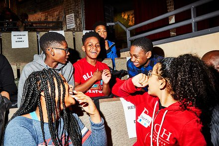 I Took 7th Graders to See 'Black Panther.' Here's What They Said.