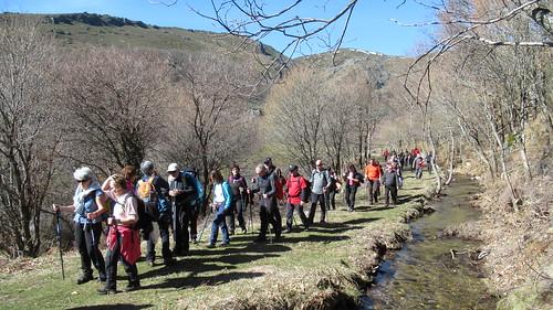 Senderismo por Cascadas Aguas Cemidas Zamora Fotografía David Lazo Alonso (18)