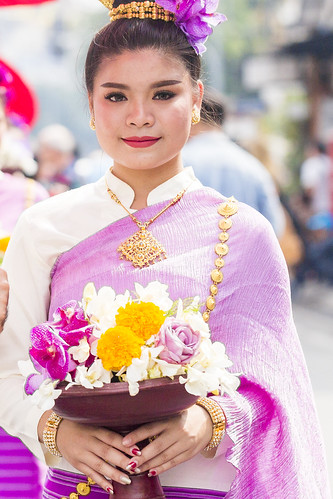 Chiang Mai Girl