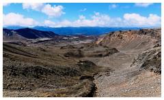 Tongariro Alpine Crossing (AdrienMD) Tags: avecdrapeau northern north island new zealand nouvelle zélande tongariro national park parc volcano lake sulfur mordor lord ring landscape alpine crossing