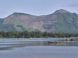Laguna Lap An, Provincia de Thua Thien-Hue, Vietnam