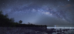 Galactic Center (Peter Stahl Photography) Tags: kihei hawaii unitedstates us laperousebay perousebay milkyway centercore galacticcenter stars astrophotographer nightskies nightscapes galaxy