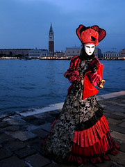 Mask Carnival Venice 2018 (MelindaChan ^..^) Tags: mask carnival venice italy 義大利 plat culture life 威尼斯 dress chanmelmel mel melinda melindachan maskcarnivalvenice2018 意大利 sanmarco venizia