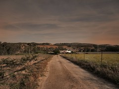 Día en la noche (jantoniojess) Tags: paisajenocturno paisaje landscape night noche longexposure largaexposiciónnocturna pruna sevilla andalucía