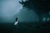 Self-Portrait. Madeira 2018 (amanecer334) Tags: madeira portugal moody mood fog tree forest dark selfportrait autorretrato autoportrait portrait whitedress girl woman travel darkness foggy misty artistic fineart alone person people female dress wind