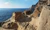 Atlantis (Sa Pedrera) (ladigue_99 (away for ten days)) Tags: ibiza eivissa atlantis sapedrera mediterraneansea spain stonequarry phoenician balearicislands pitiüses pitiusesislands