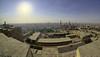 City of Cairo from Citadel (T Ξ Ξ J Ξ) Tags: egypt cairo fujifilm xt2 teeje samyang8mmf28 citadel old town salahaldin medieval mokattam muhammadali unesco