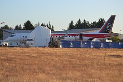 JA22MJ (LAXSPOTTER97) Tags: mitsubishi aircraft corp ja22mj mrj90 cn 10002 airport aviation airplane kpdx