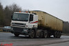 DAF CF 85 reg MX55 RVZ (erfmike51) Tags: dafcf85 truck artic bulktipper lorry