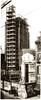 "San Babila - Cantiere della ""Torre San Babila"", Snia Viscosa, aprile 1936 A (Milàn l'era inscì) Tags: urbanfile milanl'erainscì milano milan oldpicture milanosparita vecchiefoto sanbabila"