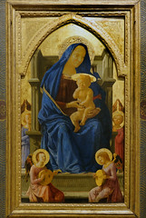 Masaccio, The Virgin and Child