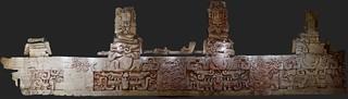 Balamku reliefs