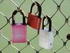 Love locks (Miranda Ruiter) Tags: bridge rijnhaven rotterdam streetphotography photography lovelocks locks