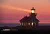 Point Cabrillo Lighthouse: Mendocino, California (Lerro Photography) Tags: lighthouse point cabrillo mendocino california ca beam beacon sunset dusk evening long exposure longexposure ocean coast seaside shore coastal