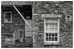 Timeless... (zapperthesnapper) Tags: architectural oldarchitecture architecture buildings stonebuilding ambleside blackandwhite monochrome mono monochromatic sonyimages sonycybershot sonyrx100 sony