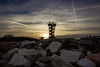 panoramic tower (paolotrapella) Tags: panoramictower torre sunset clouds sky roccie rocks greatphotographers