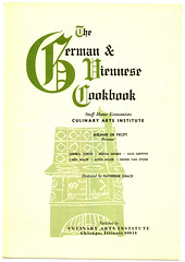 01 (Eudaemonius) Tags: ph0080a the german and viennese cookbook 1970 eudaemonius bluemarblebounty cook book cooking culinary arts institute melanie de proft deutsche baken recipe recipes rezept title page