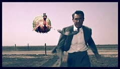 Great movie outtakes. (Fotofricassee) Tags: hitchcock north by northwest cary grant running movie midwest cornfield turkey float fear
