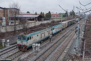 Classici containers Modane - Torino