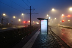 Den Haag, Ypenburg (20180111) (Wattman (trams, treinen, etc)) Tags: mist fog ochtend morning
