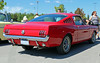 1966 Ford Mustang 63A (crusaderstgeorge) Tags: 1966fordmustang63a 1966 ford mustang 63a crusaderstgeorge classiccars cars redcars americancars americanclassiccars americancarsinsweden arenawheels