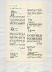 scan0159 (Eudaemonius) Tags: sb0742 bicentennial heritage recipes 1976 raw 20180118 eudaemonius bluemarblebounty recipe cookbook cook book cooking kitchen hacks