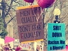imageedit_12_5802086681 (hmarieh1984) Tags: truth protest signs womens march 2018 denver colorado president trump men quote resist rights love hate