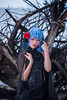 Remilia Scarlet (Forbidden Garden) (bdrc) Tags: 85mm apsc alpha alphauniverse asdgraphy banting beach cosplay dead evening f18 female forbidden forest girl gothic kelanang klang lady malaysia pantai people portrait prime project remilia sand scarlet sea sel85f18 single solo sony sonyalpha sonyimages sunset touhou tree vampire wood flash strobe godox ad600 reflector tsuyu sei