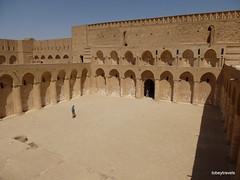 Ukhaidir Fortress (5).jpg (tobeytravels) Tags: iraq alukhaidir abbasid umayyad palace isaibnmusa gertrudebell unesco pishtaq bayts