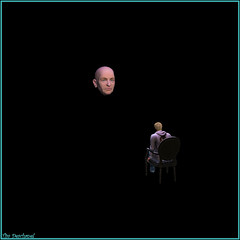 Old man (Tim Deschanel) Tags: tim deschanel sl second life art sheidon bergman angelika corral stefano mingione daphne arts isle seduction narration poême rêve dream old man viel homme